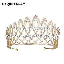 Unique Crystal Bridal Crowns Wedding Tiaras