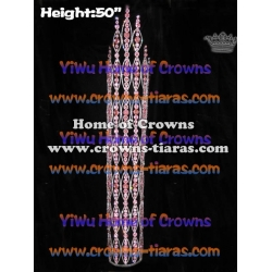 50inch Height Large Big Tall Wholesale Pageant Crowns