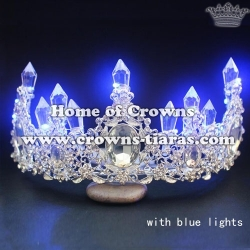 Wholesale Light Up Princess Crowns