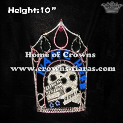 Custom Hollywood Movie Star Crystal Pageant Crowns