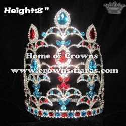 Wholesale Pageant Queen Crowns With Big Diamonds
