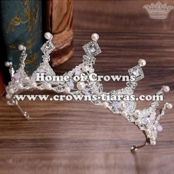 Wholesale Crystal Bridal Crowns