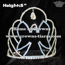 Wholesale Crystal Angle Pageant Crowns