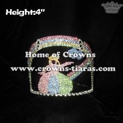4in Height Custom Cinderella Princess Crowns
