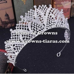 Vintage Beauty Crystal Wedding Tiaras