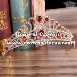 Luxury Crystal Wedding Princess Tiaras