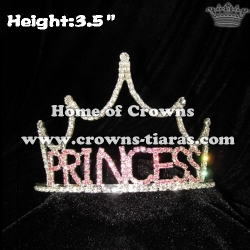 Wholesale Crystal PRINCESS Stock Crowns