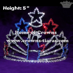 Statue of Liberty Pageant Crowns