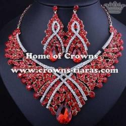 Cheap High Quality Diamond Necklace Sets