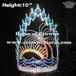 Wholesale Unique Sunshine Summer Pageant Crowns