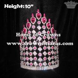Wholesale Rhinestone Queen Crowns