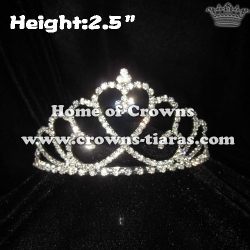 Unique Crystal Rhinestone Pageant Tiaras