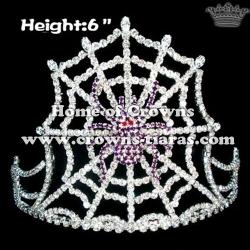 Wholesale Unique Spider Pageant Crowns