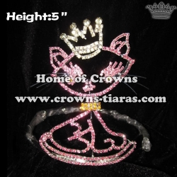 Crystal Cat Crowns