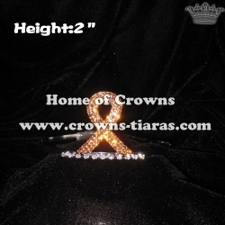 Wholesale Pageant Ribbon Crowns