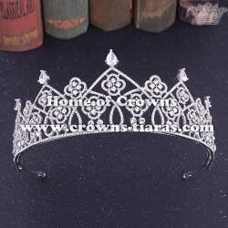 Beauty Unique Crystal Diamond Queen Crowns