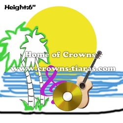 Guitar Music Summer Pageant Crowns