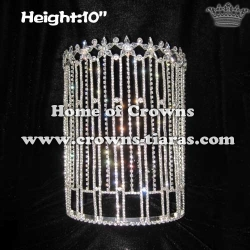 10inch Unique Pageant Queen Crowns
