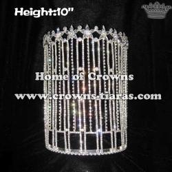 10inch Unique Pageant Queen Crowns