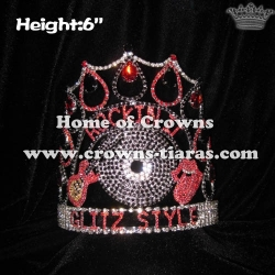 Crystal Music Rockin It Pageant Crowns
