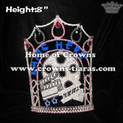 Movie Wheel Star Crystal Hollywood Crowns