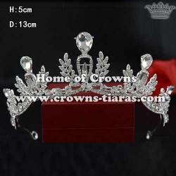Unique Crystal Bridal Queen Crowns