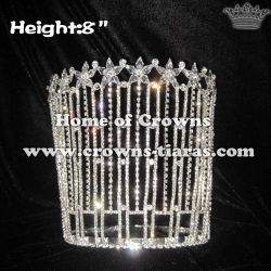 8inch Unique Queen Pageant Crowns
