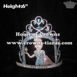 Crystal Elsa Frozen Pageant Crowns