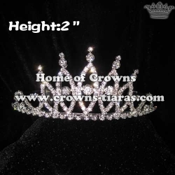 Crystal Rhinestone Crowns And Tiaras
