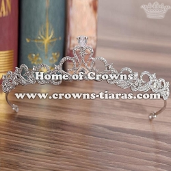 Baroque Classis Gorgeous Crystal Wedding Tiaras