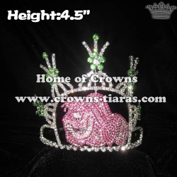 Lovely Crystal Cat Pageant Crowns