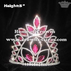 5in Stock Crowns With AB Big Diamonds