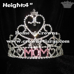MOM Themed Pageant Crowns