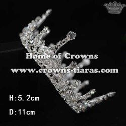 Small Crystal Children Crowns