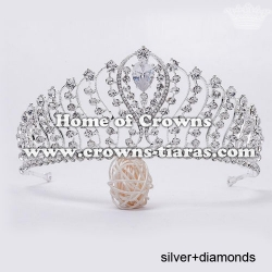 Fashion Hot Selling Wedding Pearl Tiaras