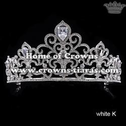 Unique Gorgeous Diamond Wedding Queen Tiaras