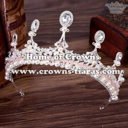Crystal Rhinestone Wedding Bridal Tiaras