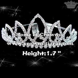Wholesale Pageant Rhinestone Tiaras and Crowns