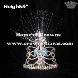 Cheer Leader Lighting Battery Crowns