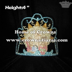 Wholesale Custom Summer Slipper Pageant Crowns