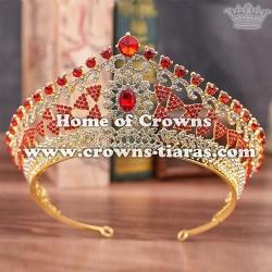 Wholesale Crystal Bridal Queen Crowns