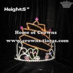 5inch Summer Pageant Crowns