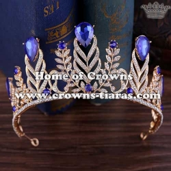 Silver Crystal Diamond Wedding Tiaras