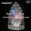 4th of July Firework Crystal Pageant Crowns