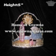 Summer Skateboard Crystal Crowns