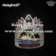 Summer Beach Pageant Crowns With Plam Tree