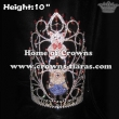 Minion And Teddy Bear Crystal Pageant Crowns