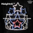 Star Crystal Pageant Crowns