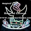 5inch Alligator Pageant Crowns