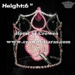 Candy Cotton Crystal Crowns